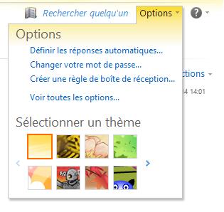Outlook web access configurazione